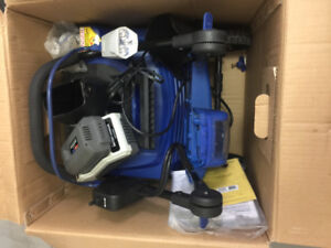 Snow Joe Electric snowblower 40V (in the original box)
