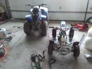 Looking for a cheap quad, minibike, ebike