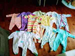 Vêtements bébé fille en lot Québec City Québec image 1