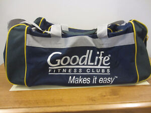 WANTED >> YES WANTED >> Goodlife Blue Exercise Bag