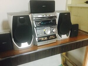 Excellent Condition Sony Surround System