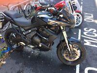 Kawasaki Versys 650 Low mileage