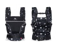 Limited edition Manduca baby carrier