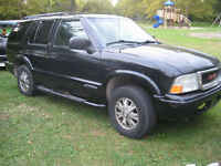 2002 GMC Jimmy SUV, Crossover reduced to $800.00 as is