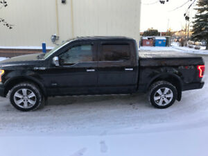 2015 Ford F-150 SuperCrew Platinum $$FINANCING AVAILABLE$$