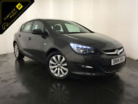2014 VAUXHALL ASTRA DESIGN CDTI ECOFLEX DIESEL FINANCE PX WELCOME