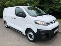 2016 66 Citroen Dispatch M 1000 X Bluehdi Panel Van 1.6 Manual Diesel 3 seats