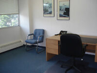 Individual Offices Spaces Available, Furnished
