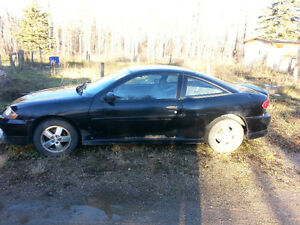 2003 Chevrolet Cavalier Coupe (2 door)