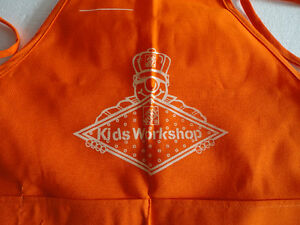 Home Depot kids workshop apron - Brand new London Ontario image 3
