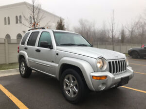 $PENDING 2003 JEEP LIBERTY LIMITED SUV 4X4