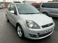 2007 FORD FIESTA CLIMATE 1.4 HATCHBACK *FULL SERVICE HISTORY* CAMBELT REPLACED