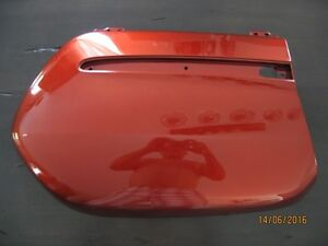 2007 Honda Goldwing GL1800 Right Saddlebag Lid *YR275M* Gatineau Ottawa / Gatineau Area image 3