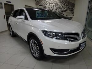 Lincoln MKX Reserve AWD Technology Package 2017