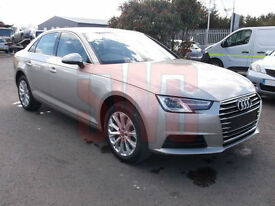 2016 Audi A4 Saloon TDi 2.0 150PS 6spd DAMAGED ON DELIVERY