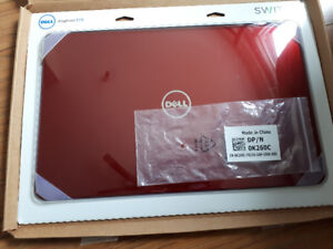 """Dell cover for 17.5"""" laptop and Naturo Pure juicer"""