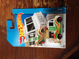 Hot wheels diecast