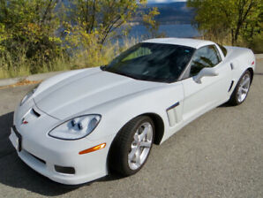 CORVETTE GRAND SPORT 4LT COUPE - PRISTINE CONDITION