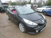PEUGEOT 207 GT CC - GD08DHG - DIRECT FROM INS CO