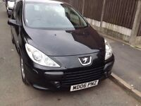 PEUGEOT 307 S HDI 1.5 LONG MOT 2006(06) 5DR HATCHBACK READY TO DRIVE AWAY TODAY!