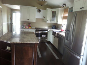 Kitchen remodeling Home Renovations Oak Stairs and railing Kitchener / Waterloo Kitchener Area image 5