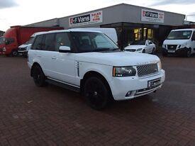 September 2007 Range Rover vogue TDV8 top spec automatic £13995 J&FT&V