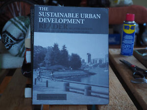 The Sustainable Urban Development Reader, 2nd Edition
