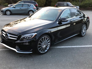 Late 2015 Mercedes-Benz C400