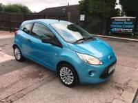 2010 (59reg) FORD KA STUDIO 1.2 PETROL, MANUAL, ONLY 59,000 MILES FROM NEW