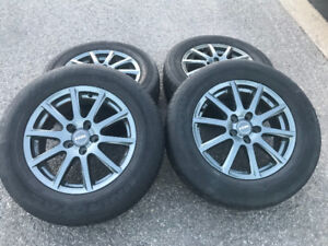 4 mags jantes sports 16po 5x114.3