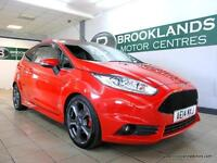 Ford Fiesta 1.6T ECOBOOST ST [2X FORD SERVICES, LEATHER, HEATED SEATS and DAB RA