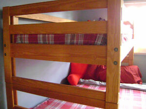Crate Design Double/Single Bunkbed