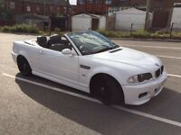 BMW M3 2 dr Convertible