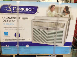 Air Conditioner, Window New in box, Garrison brand, 12000 BTU
