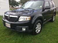 2008 Mazda Tribute le SUV, Crossover