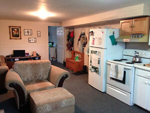 Gorgeous Furnished One Person Suite Available May 1/17