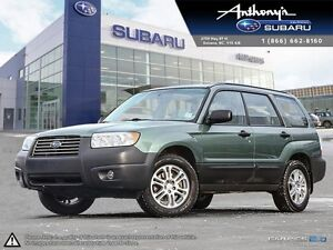 2008 Subaru Forester Forester 2.5x