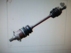 INTERPARTS ATV AXLES  starting at $99.99    WE SHIP