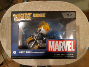 Ghost Rider With Motorcycle Dorbz Funko