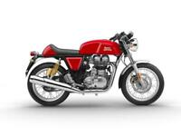 2017 Royal Enfield RE CONTINENTAL GT