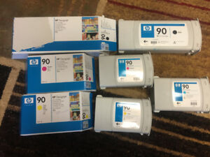 HP Plotter Ink