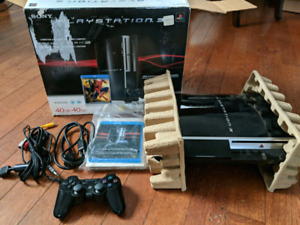 Sony Playstation 3 40gb System - PS3