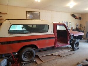 1976 Ford F-100 project truck