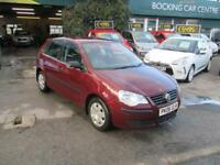 Volkswagen Polo 1.2 ( 64PS ) 2006 E 2006 5DR FULL MOT 74000MLS
