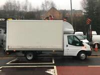 2013 63 FORD TRANSIT 2.2TDCi ( 125PS ) ( EU5 LUTON ) XLWB / LOW MILES