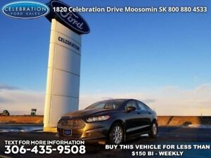2016 Ford Fusion S  LOW KMS, CELEBRATION CERTIFIED!