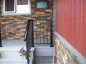 Aluminum Railings, Fences, Privacy Walls and Wind Walls