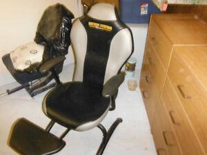 chaise arcade