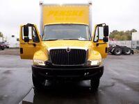 09 4300 diesel auto hydraulc brake tailgate G license