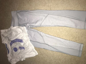 Great ivivva capris girls size 12 like new